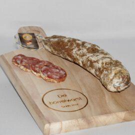 Saucisson Eekhoorntjes Brood